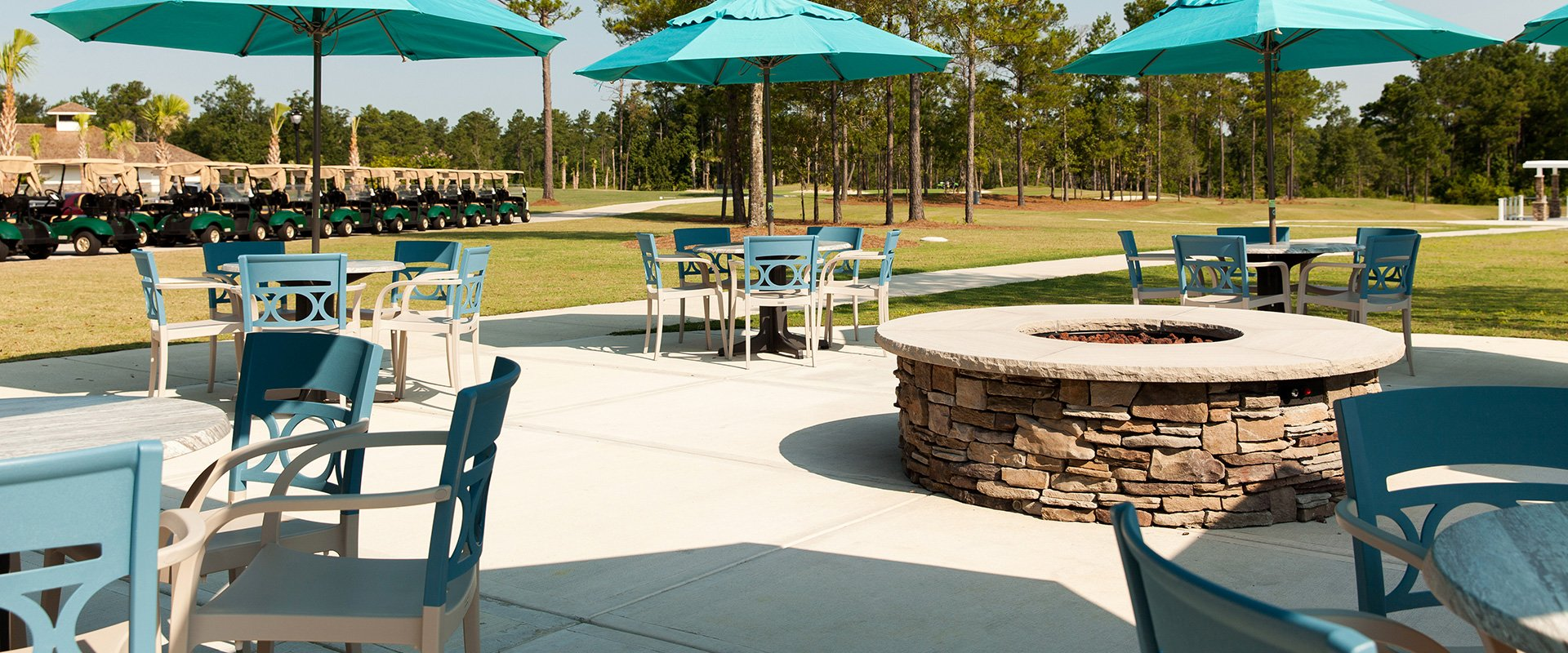 Compass Pointe Golf Pavilion